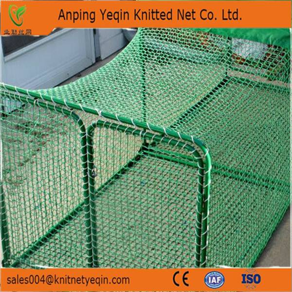 China hot sell knotless tied net