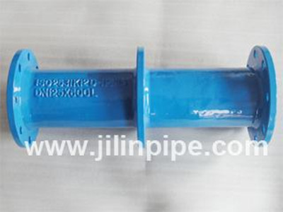 ductile iron pipe fittings,short piece.