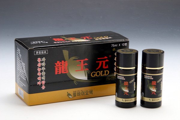Yongwangwon terrapin extract mixed herbal drink