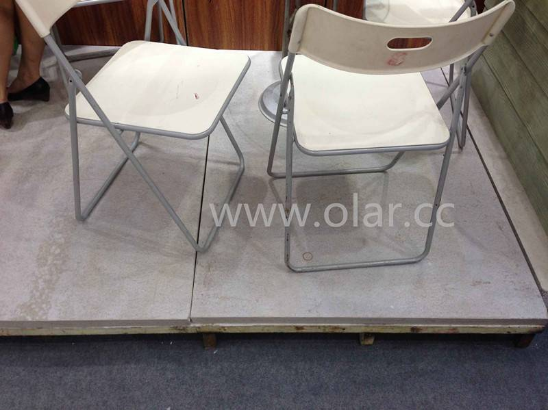 High Density Fiber Cement Board--Used in Flooring