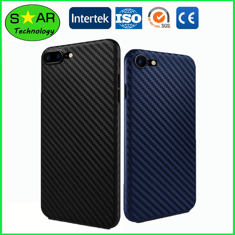I phone Carbon Fiber Case Fashion Design