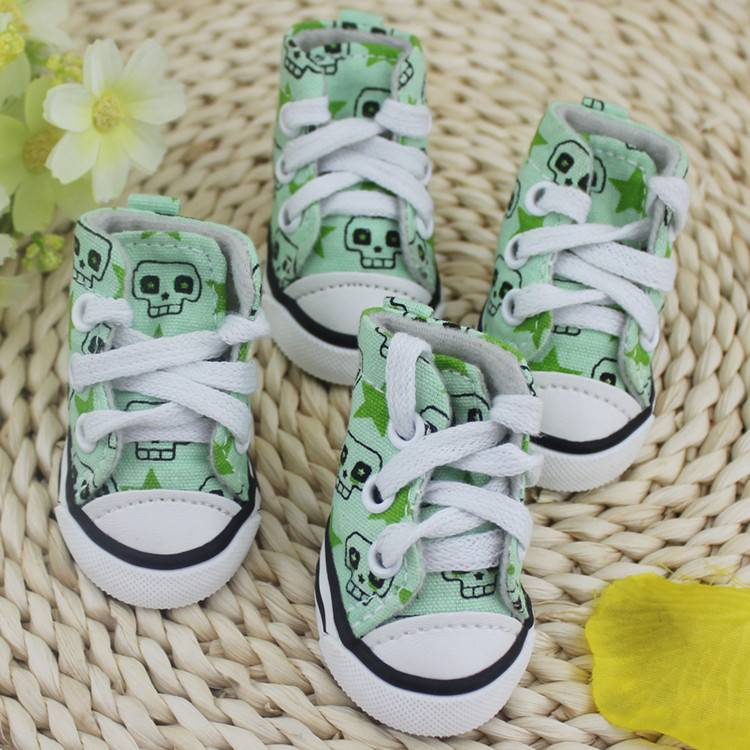 Protective pet walking shoes Pet Causual Shoes