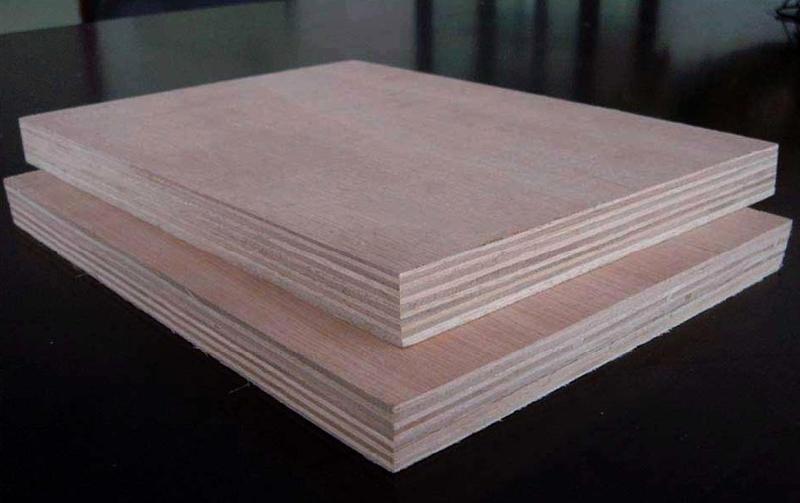 18mm Eucalyptus plywood with waterproof glue
