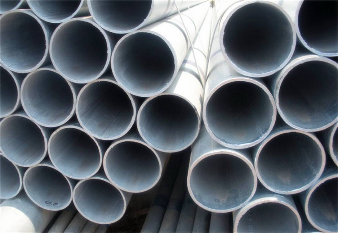 Hot DIP Galvanized Round Steel Pipe (Tube) for Scaffolding