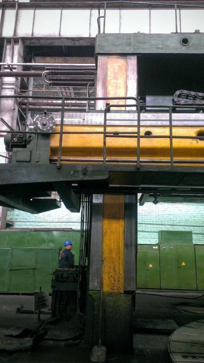 Carousel Turning Machines (Lathes) 1580L KOLOMNA