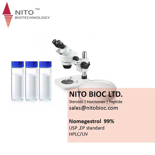 Nito great effect hormone hot selll Nomegestrol USP grade with good price