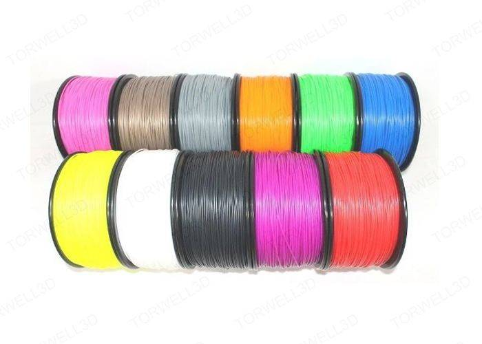 3D printing materials, ABS / PLA / HIPS / Nylon filament