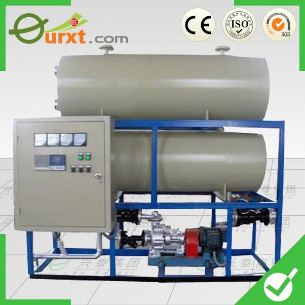 Thermal Oil Heater System