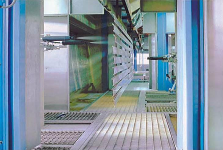 PVDF coating Aluminum Profile