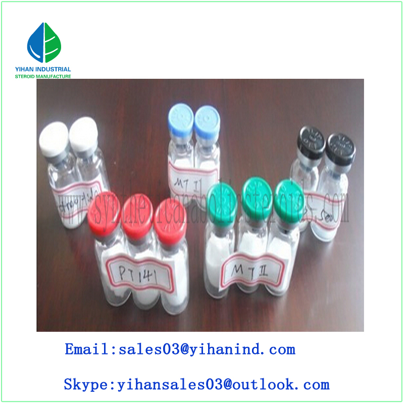 High Quality Promote Polypeptide Powder Dsip for Well Sleep CAS: 62568-57-4 Iris
