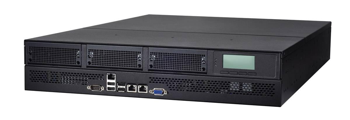 Carrier grade network security platform