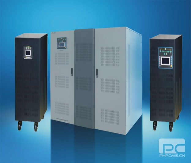 UPS- TPF triple inlet & outlet power frequency, online, and uninterruptible power supply