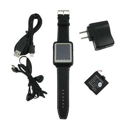 Watch functional! watch with phone and camera MP3 watch