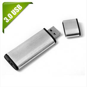LOGO print Metal USB 3.0 Flash Drive