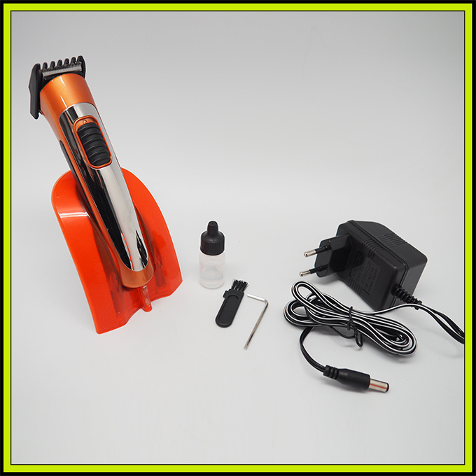 RF-607A Cheap Price Auto Hair Cutting Machine Rechargeable Hair Clipper Barber Trimmer