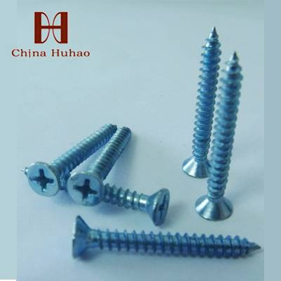 China Supplier Flat Head self tapping screw