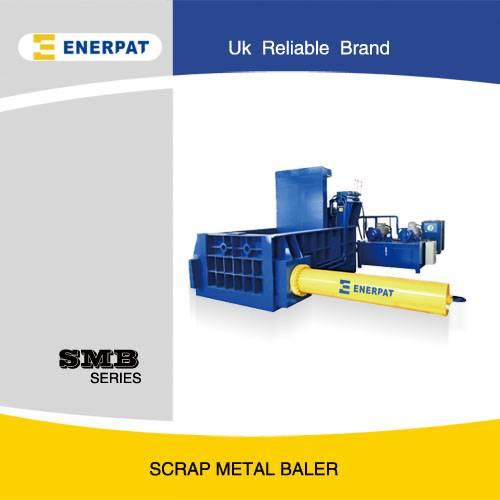 Hydraulic Metal Shavings Compactor