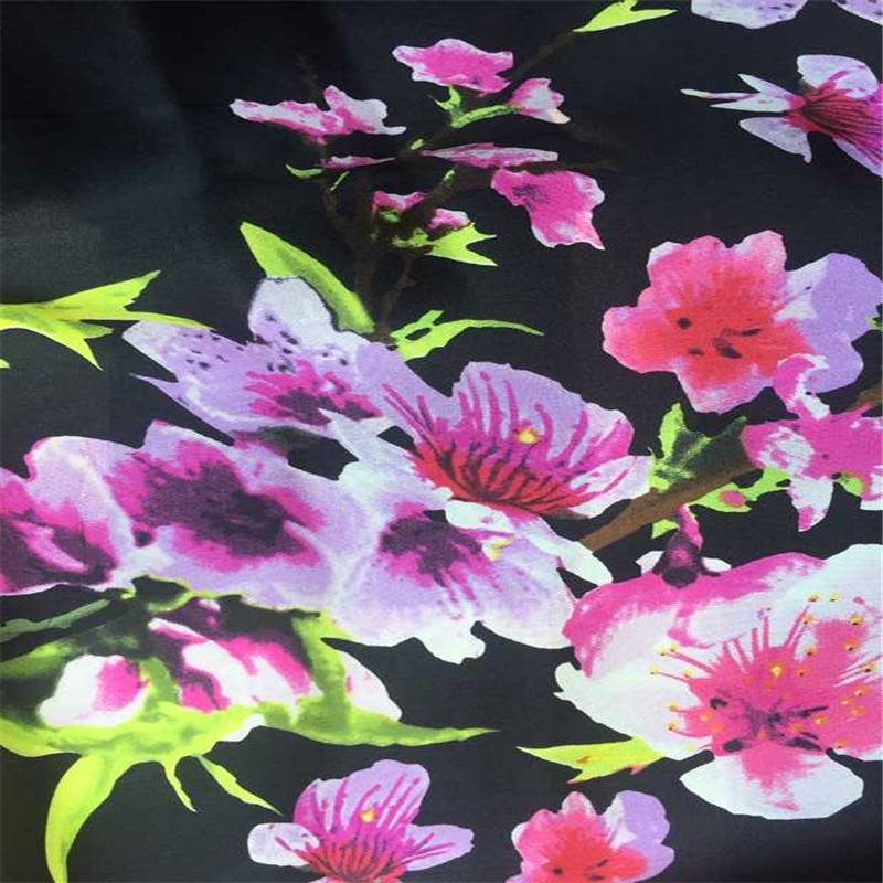 high quality scarf shawl silk fabric, silk fabric in china, textile fabrics