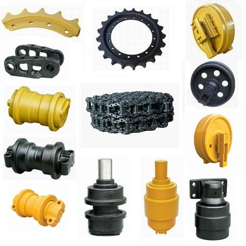 Undercarriage Parts for Volvo Excavators
