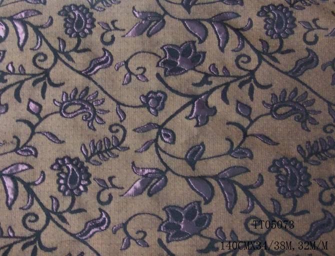 silk/cotton fabric:T04 TT05073