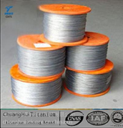 pure titanium wire TA2 titanium wire Titanium filaments
