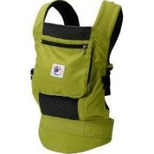 Ergo Baby BCP32300 Performance Carrier - Spring Green