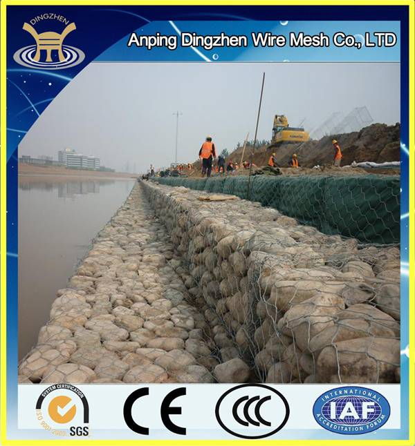 hexagonal gabions mesh factory direct