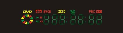 vacuum fluorescent display(VFD)