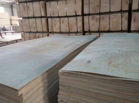 1.5mm packing plywood, poplar plywood