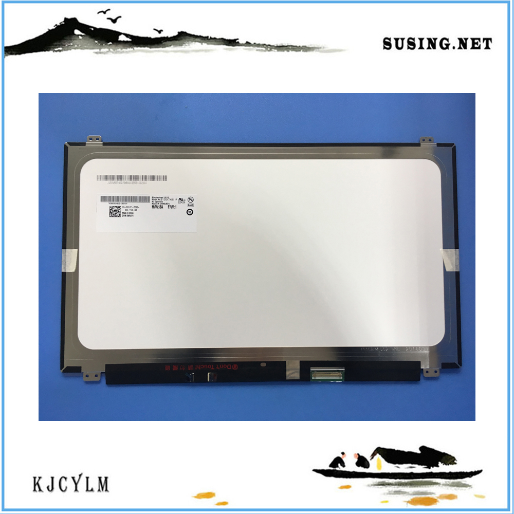 Dell 5559 assembly B156XTK01.0 8A 0WWJY1 lcd touch screen upper half part