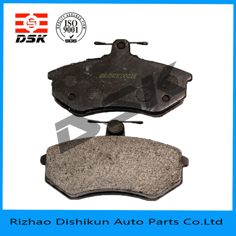 excellent quality low noise auto part brake pad 7143-D227