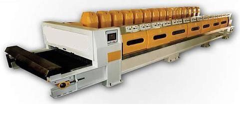 14 headed  slab polishing & calibrating machine