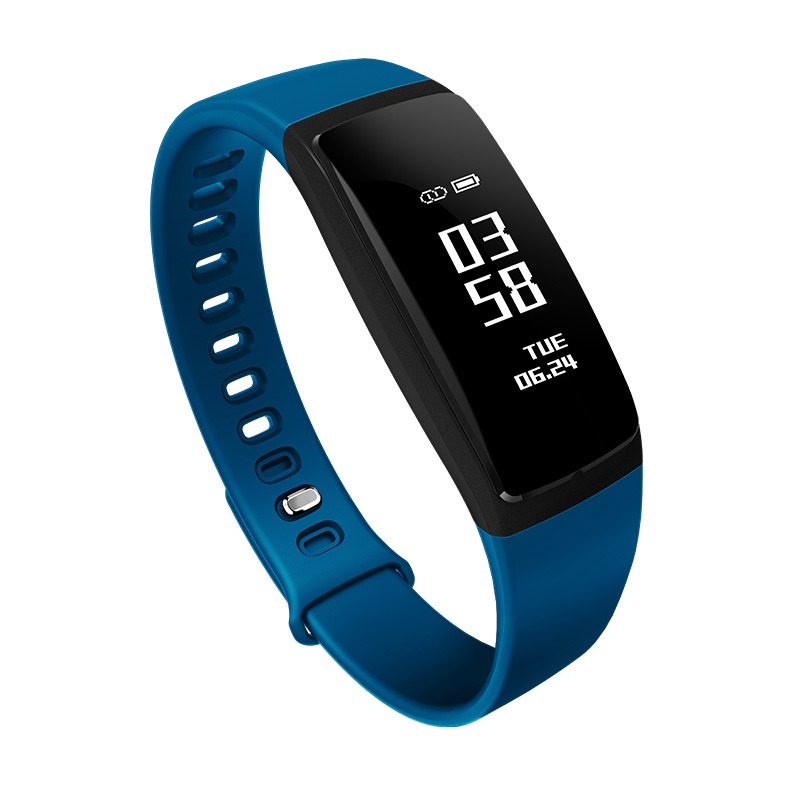 Best-selling sport water resistant bluetooth fitness smart bracelet for android ios
