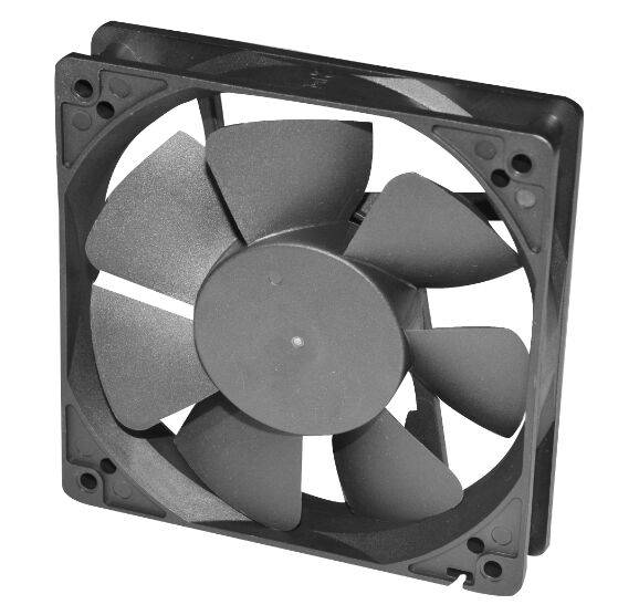 120*120*25mm Customized DC Axial Fan FDB1225-F 12/24/48V Two ball Bearing Cooling Fan