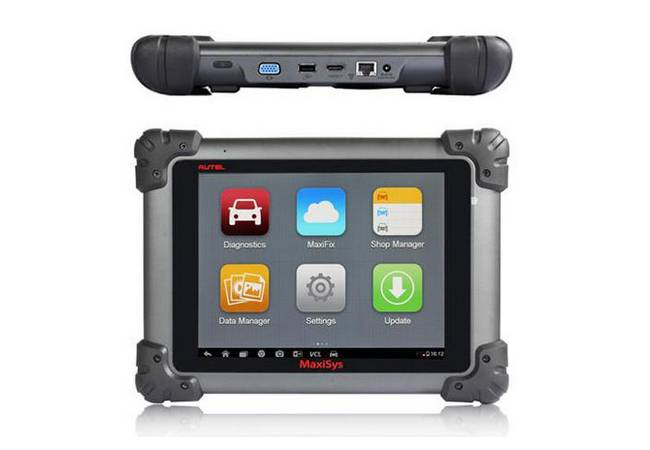 MaxiSYS Pro MS908 auto Diagnostic Scan Tool support wifi / Bluetooth AUTEL MS908 Brand New for auto