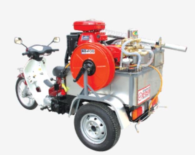 Motor Cycle Sprayer System IZ-1000S