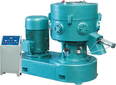 Plastic composite granulator