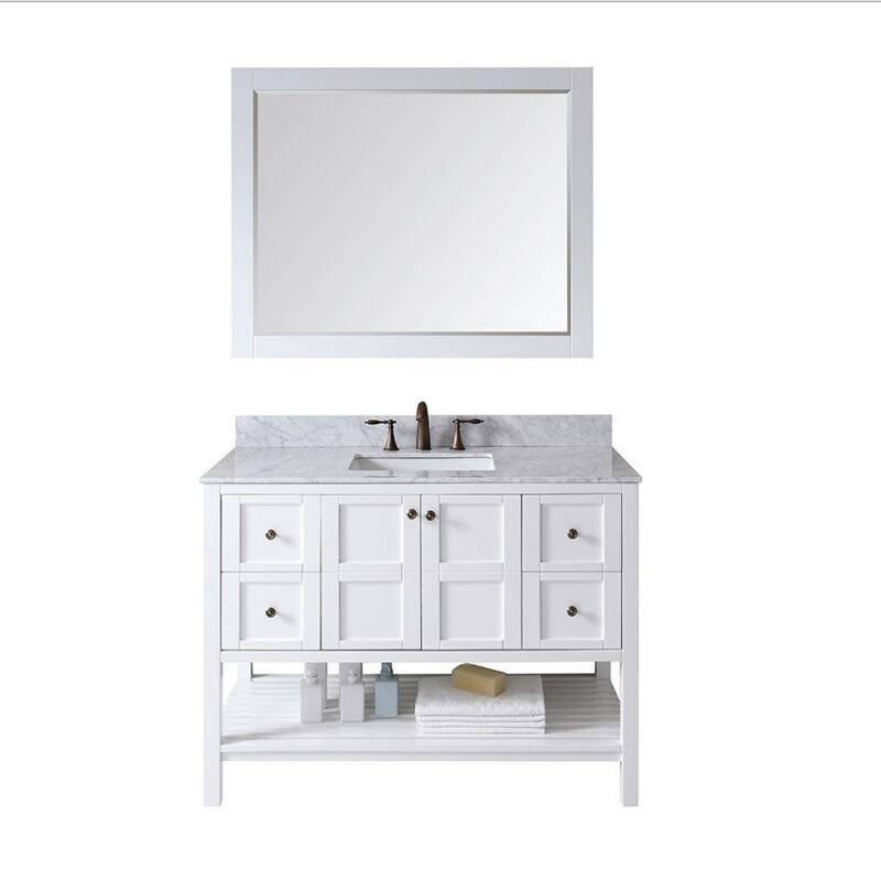 """60"""" High End American Antique Style Bathroom Vanities"""