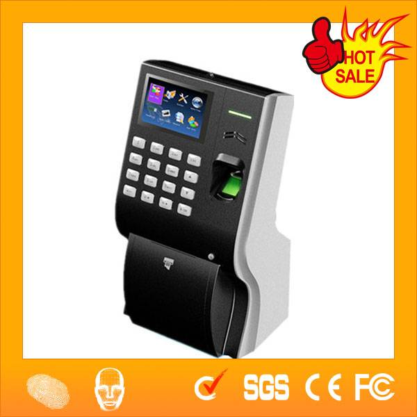 Brazil Top Selling Biometric Time Attendance Supplier (HF-P10)