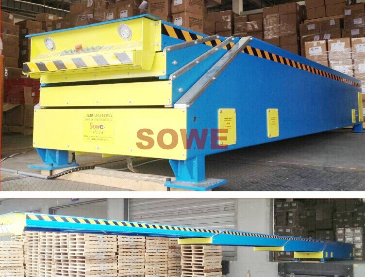 SVBTL4-Four Sections Belt Telescopic Conveyor