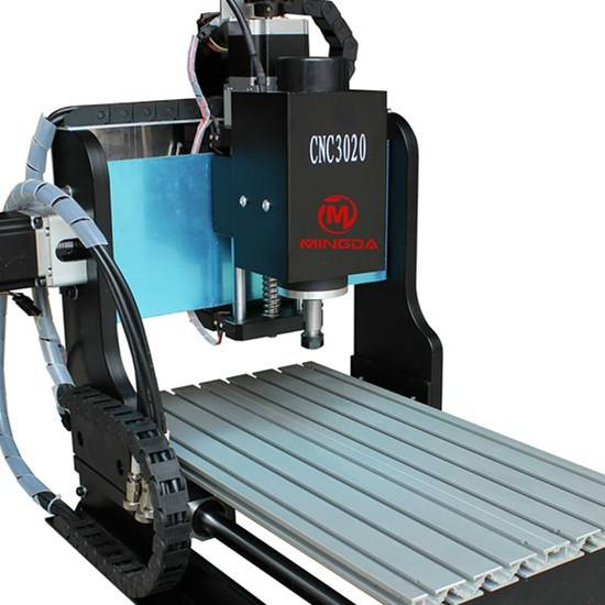 Mingda CNC 3020 500W Engraving Machine For Wooden Cutting CNC router/CNC carving machine