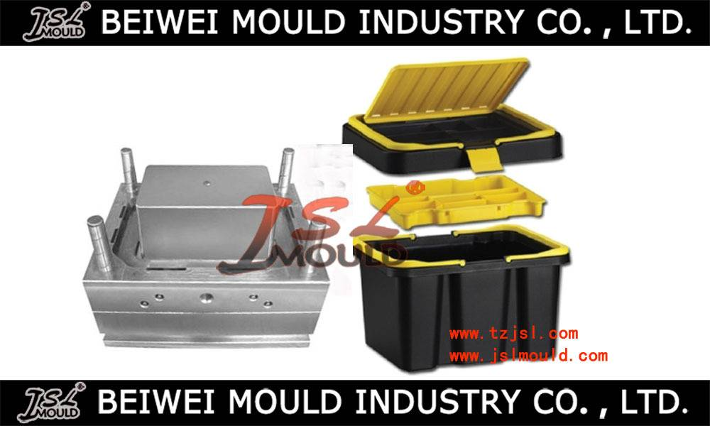 Injection Plastic Tool Box Mould