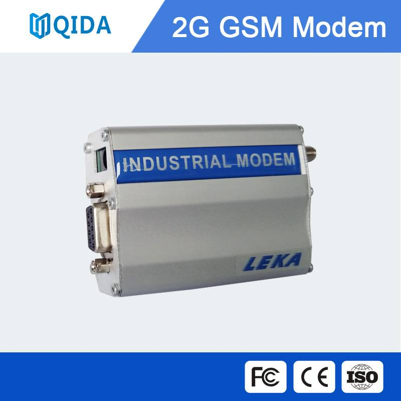 Serial port GSM/GPRS modem with our brand new QS80 modem for bulk sms blast or recharge