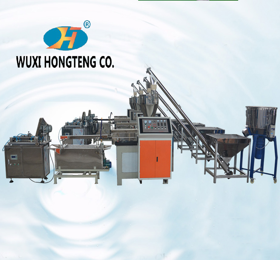 CTO carbon block filter making machine