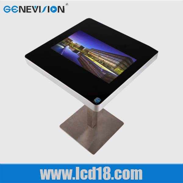 Android 21.5 Inch Touch Advertising Player Small Tft Lcd Screen Video Pop Display Interactive Lcd Di