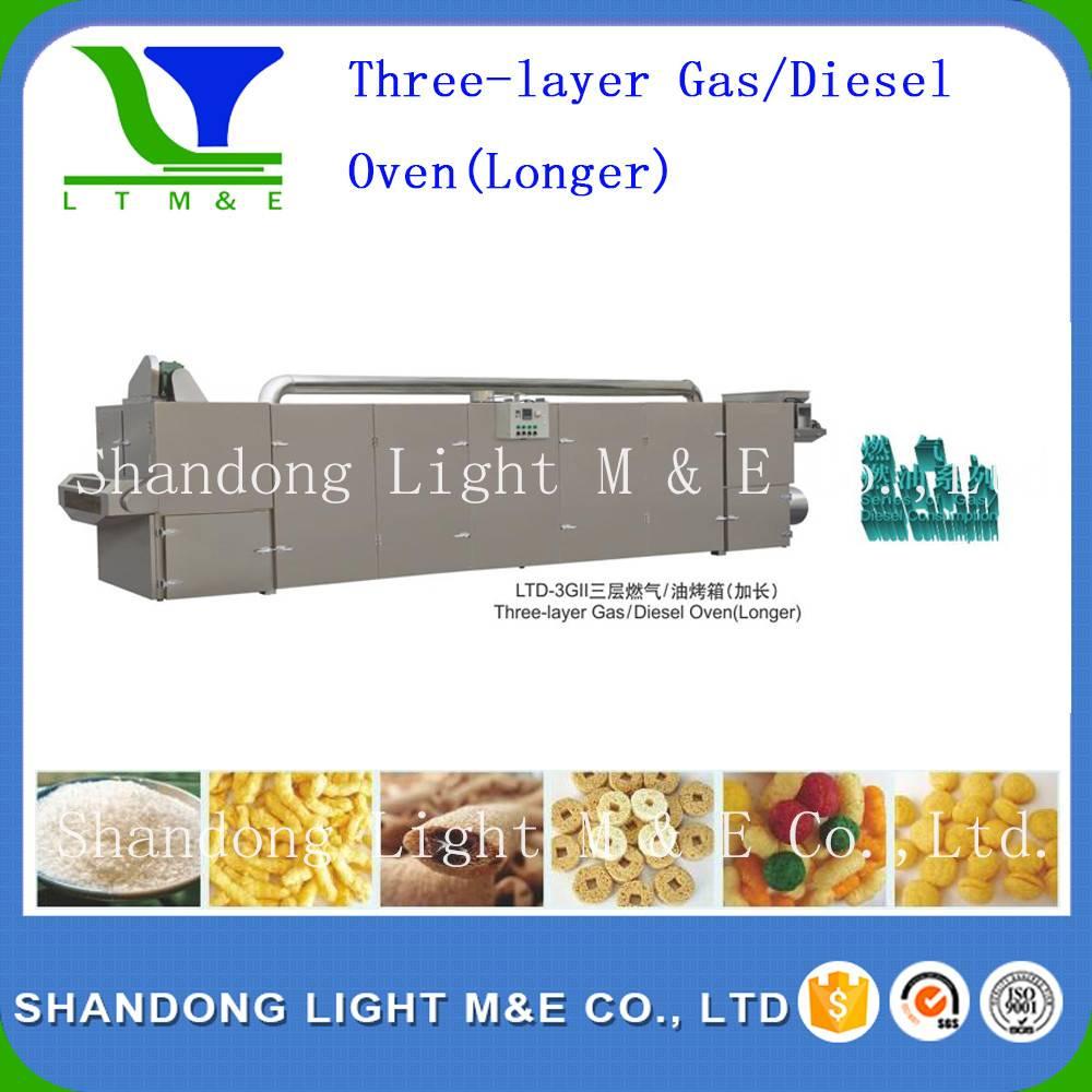 LTD-3G|| Three -layer Gas/Diesel Oven(Longer)