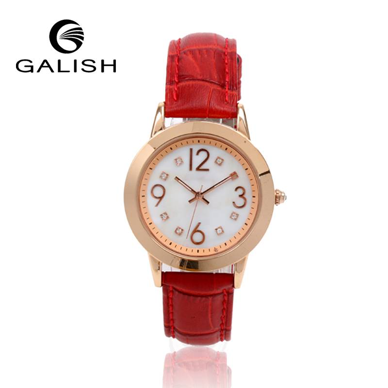 rose gold gift watch from China factory