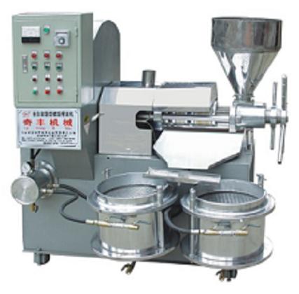 cocoa oil press machine 6YL-70