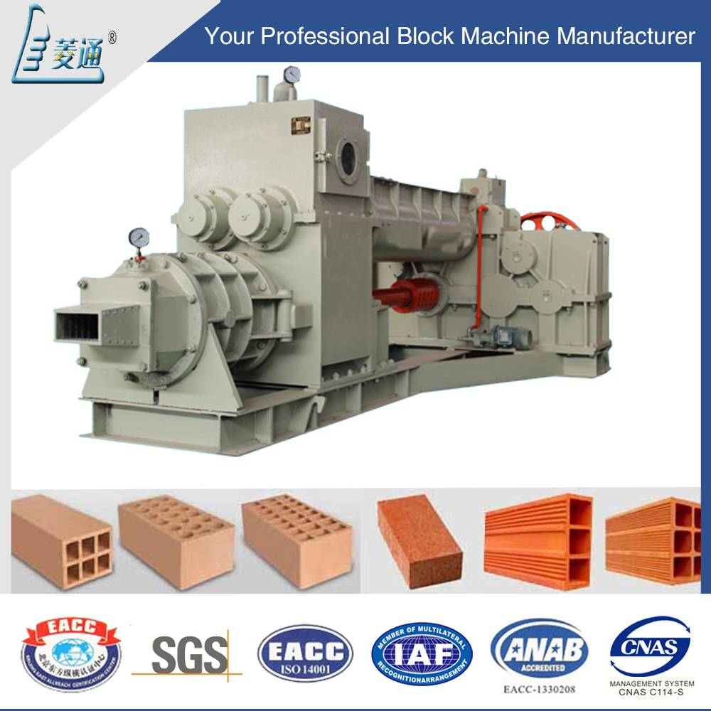 Fully Automatic Earth Hollow Paving Clay Brick Block Burning Making Machine Production Line