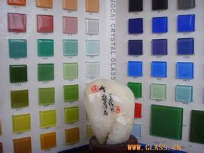 lead and cadmium free glass pigment and printing ink